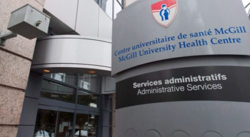 MUHC hires Associate Director, while cancelling programs and asking doctors to book their patients x-rays and transportation