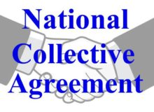 THE NATIONAL COLLECTIVE AGREEMENT FSSS July 10, 2016 - March 31, 2020