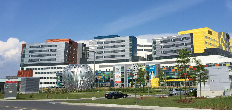 The Glen Campus of the MUHC